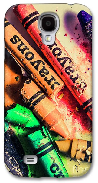 Breaking The Creative Spectrum Galaxy S4 Case by Jorgo Photography - Wall Art Gallery