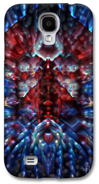 Breaking The Glass Ceiling Galaxy S4 Case by Wbk