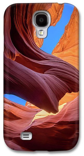 Breeze Of Sandstone Galaxy S4 Case by Edgars Erglis