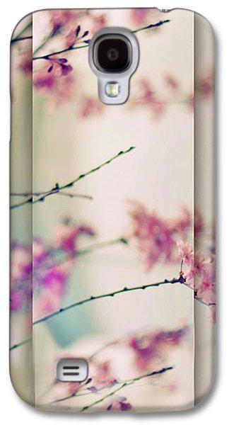 Breezy Blossom Panel Galaxy S4 Case