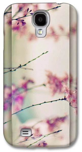Galaxy S4 Case featuring the photograph Breezy Blossom Panel by Jessica Jenney