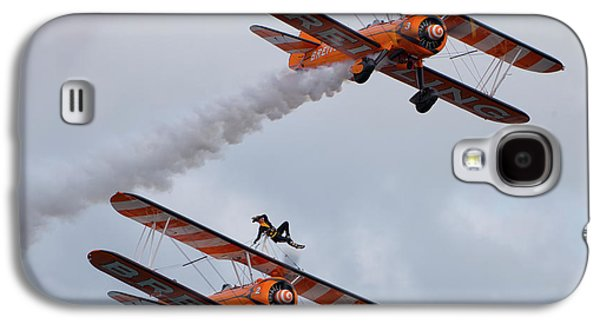 Breitling Wing Walkers Galaxy S4 Case