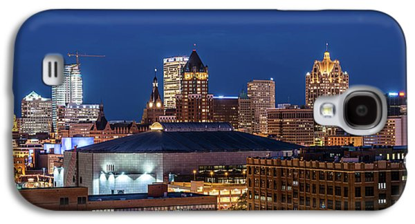 Brew City At Dusk Galaxy S4 Case