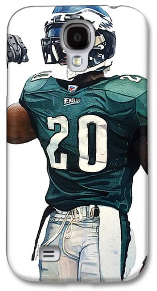 Brian Dawkins - Philadelphia Eagles Galaxy S4 Case
