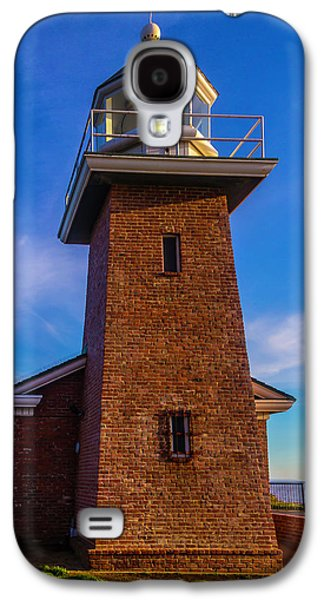 Brick Lighthouse Galaxy S4 Case by Garry Gay