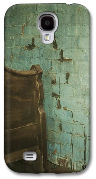 Bricks In Blue Cascades Galaxy S4 Case