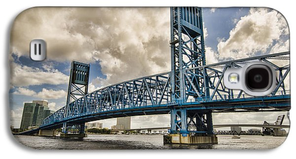 Bridge Of Blues Galaxy S4 Case