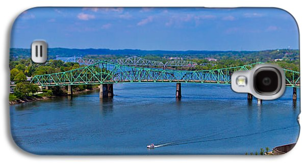 Bridge On The Ohio River Galaxy S4 Case