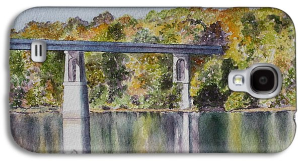 Bridge Over The Cumberland Galaxy S4 Case by Patsy Sharpe