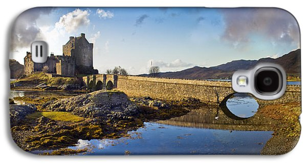 Bridge To Eilean Donan Galaxy S4 Case