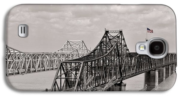 Bridges At Vicksburg Mississippi Galaxy S4 Case