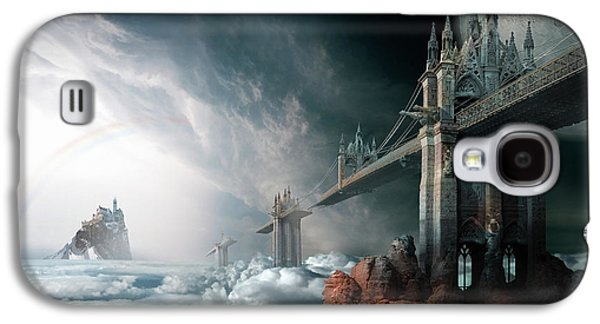 Bridges To The Neverland Galaxy S4 Case