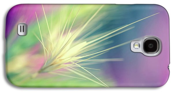 Bright Weed Galaxy S4 Case by Terry Davis