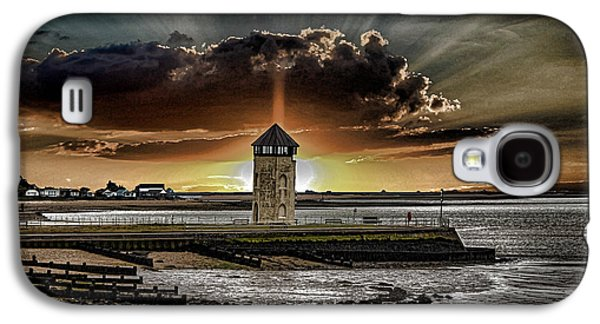 Brightlingsea Beach Galaxy S4 Case by Martin Newman