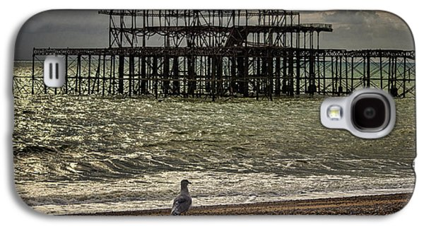 Brighton Pier Galaxy S4 Case