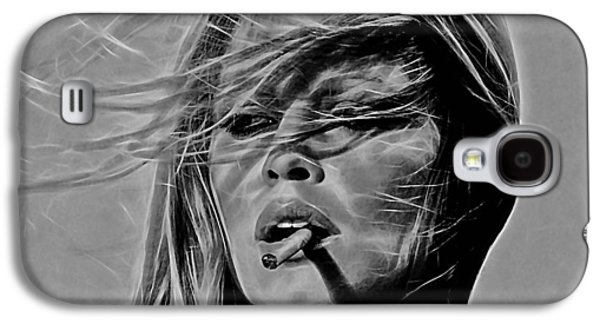 Brigitte Bardot Collection Galaxy S4 Case