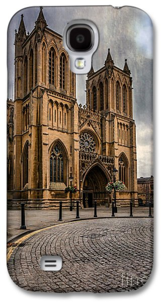 Bristol Cathedral Galaxy S4 Case by Adrian Evans