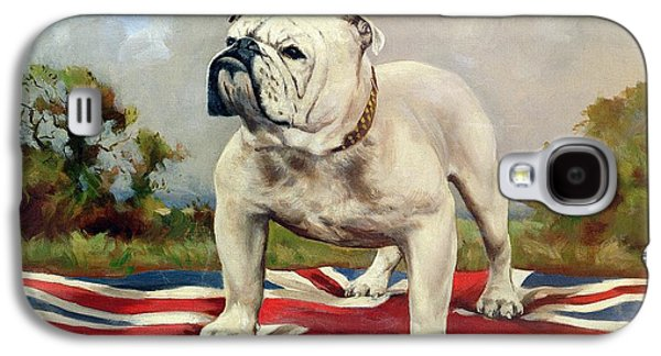 British Bulldog Galaxy S4 Case