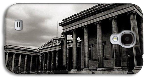London Galaxy S4 Case - #britishmuseum #london #thisislondon by Ozan Goren