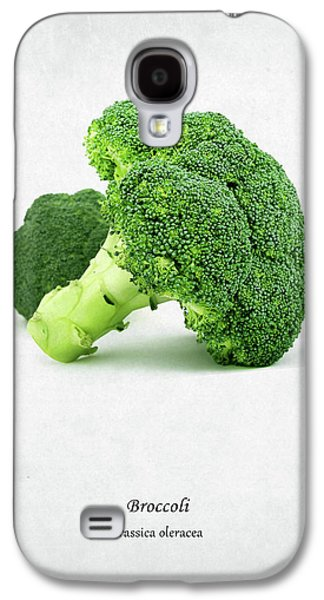Broccoli Galaxy S4 Case - Broccoli by Mark Rogan