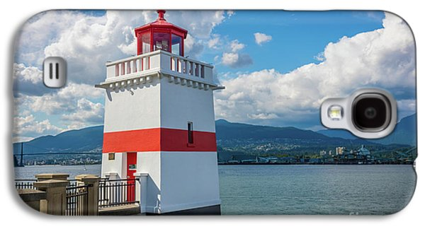 Brockton Point Lighthouse Galaxy S4 Case by Inge Johnsson