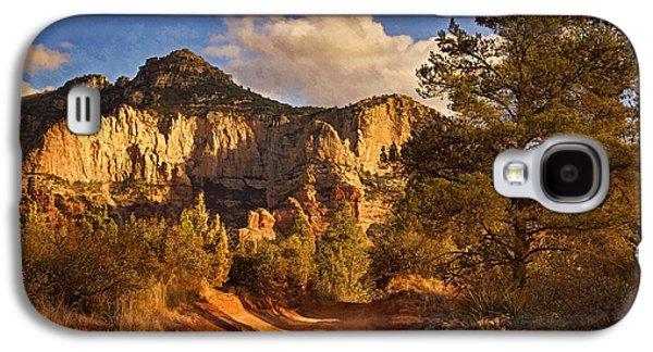 Broken Arrow Trail Pnt Galaxy S4 Case