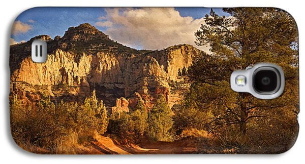 Broken Arrow Trail Pnt Galaxy S4 Case