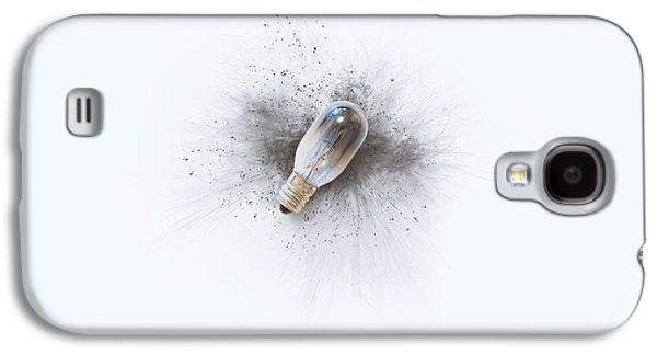 Broken Bulb Galaxy S4 Case