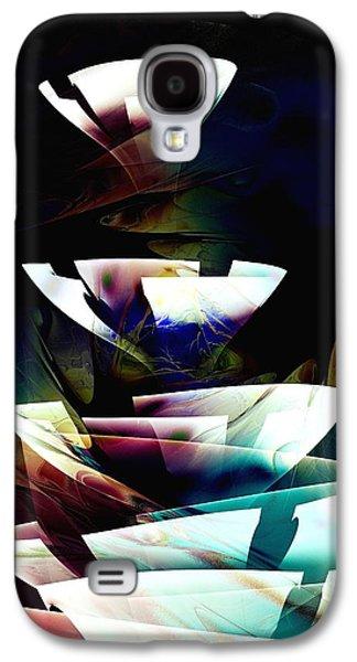 Broken Glass Galaxy S4 Case by Anastasiya Malakhova