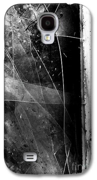 Broken Glass Window Galaxy S4 Case