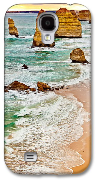 Featured Images Galaxy S4 Case - Broken Relics by Az Jackson