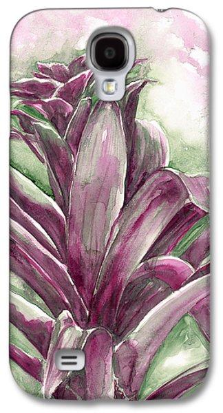 Bromeliad Galaxy S4 Case