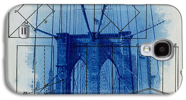 Brooklyn Bridge Galaxy S4 Case