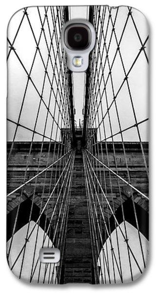 Brooklyn's Web Galaxy S4 Case by Az Jackson