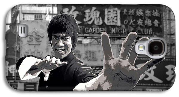 Bruce Lee Founder Of Jeet Kune Do Galaxy S4 Case