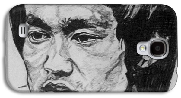 Bruce Lee Galaxy S4 Case