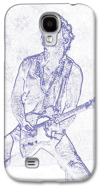 Bruce Springsteen Born In The Usa Galaxy S4 Case