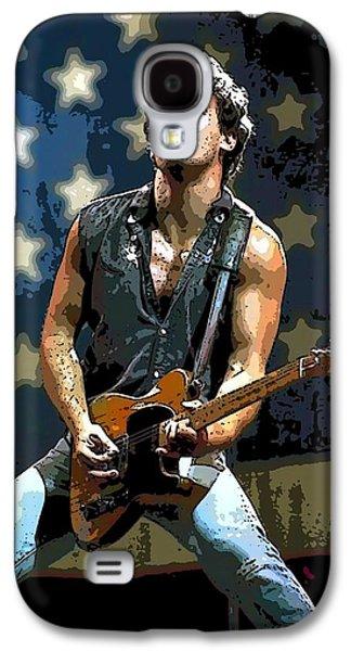 Bruce Springsteen Born To Run Galaxy S4 Case