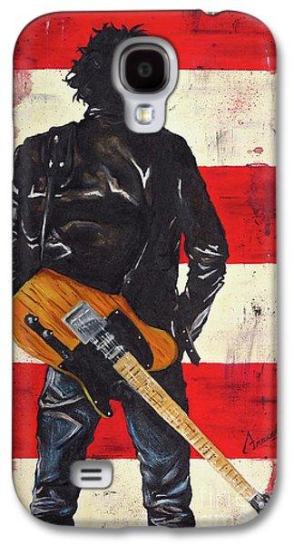 Bruce The Boss Springsteen Galaxy S4 Case