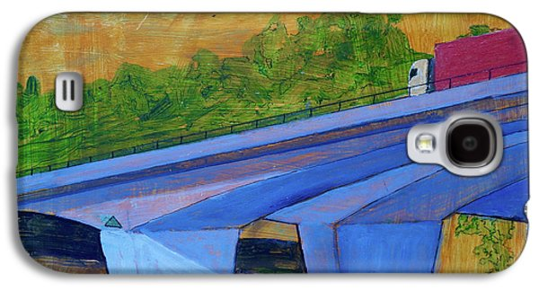 Brunswick River Bridge Galaxy S4 Case