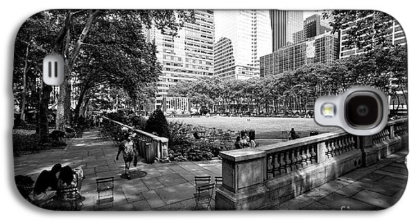 Bryant Park Angles Galaxy S4 Case by John Rizzuto