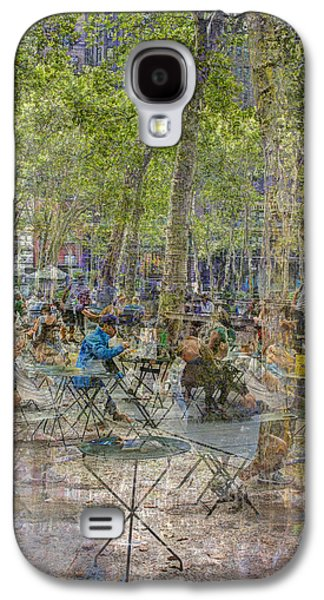 Bryant Park Collage 2 Galaxy S4 Case
