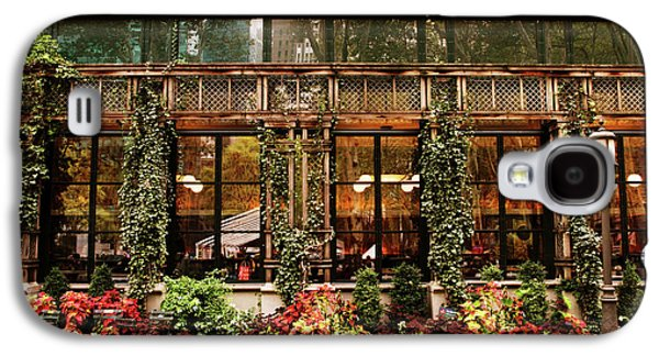 Bryant Park Grill Galaxy S4 Case by Jessica Jenney