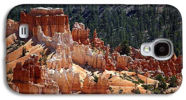 Mountain Photographs Galaxy S4 Cases - Bryce Canyon  Galaxy S4 Case by Jane Rix