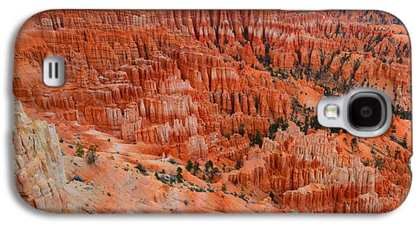 Bryce Canyon Megapixels Galaxy S4 Case