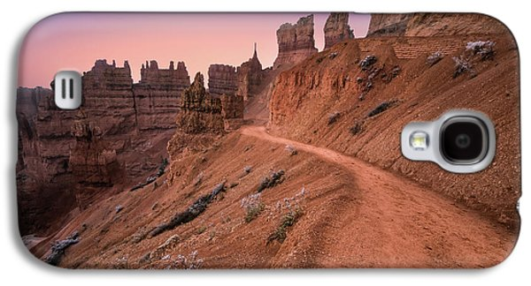 Bryce Canyon Sunset Galaxy S4 Case by Larry Marshall