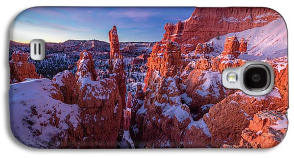 Bryce Tales Galaxy S4 Case by Edgars Erglis