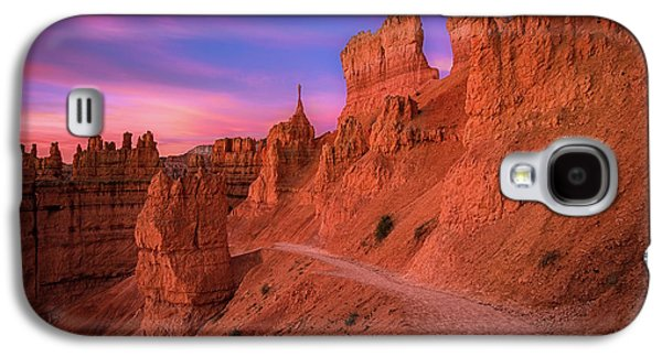 Bryce Trails Galaxy S4 Case by Edgars Erglis
