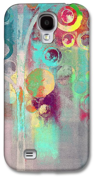 Bubble Tree - 285r Galaxy S4 Case by Variance Collections