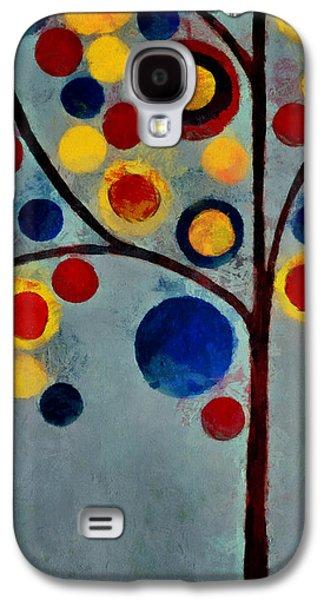 Bubble Tree - Dps02c02f - Left Galaxy S4 Case